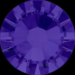 Cristale Swarovski cu spate plat No Hotfix 2058 Purple Velvet F (277) SS 5 - de lipit