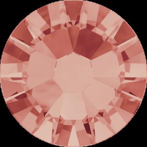 Cristale Swarovski cu spate plat No Hotfix 2058 Rose Peach F (262) SS 5