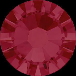 Cristale Swarovski cu spate plat No Hotfix 2058 Ruby F (501) SS 7