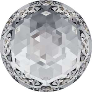 Cristale Swarovski cu spate plat No Hotfix 2072 Crystal F (001) 8 mm