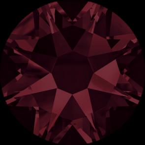 Cristale Swarovski cu spate plat No Hotfix 2088 Burgundy F (515) SS 12