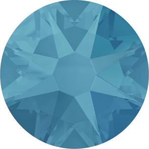 Cristale Swarovski cu spate plat No Hotfix 2088 Caribbean Blue Opal F (394) SS 12