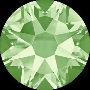Cristale Swarovski cu spate plat No Hotfix 2088 Chrysolite F (238) SS 12