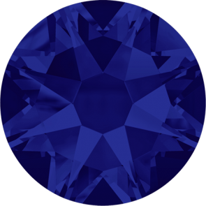 Cristale Swarovski cu spate plat No Hotfix 2088 Cobalt F (369) SS 12