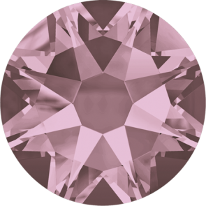 Cristale Swarovski cu spate plat No Hotfix 2088 Crystal Antique Pink F (001 ANTP) SS 12