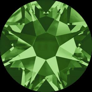 Cristale Swarovski cu spate plat No Hotfix 2088 Fern Green F (291) SS 12