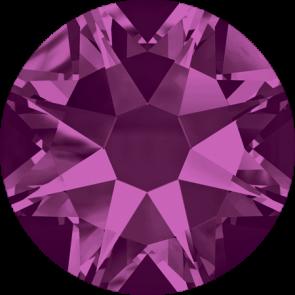 Cristale Swarovski cu spate plat No Hotfix 2088 Fuchsia F (502) SS 12