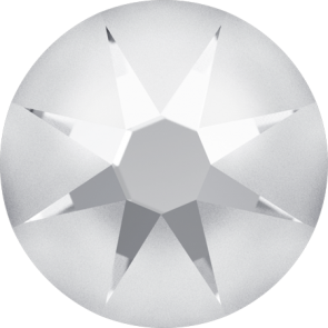 Cristale Swarovski cu spate plat No Hotfix 2088-G Crystal F (001) SS 34