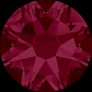 Cristale Swarovski cu spate plat No Hotfix 2088 Ruby F (501) SS 30