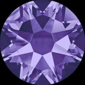 Cristale Swarovski cu spate plat No Hotfix 2088 Tanzanite F (539) SS 12
