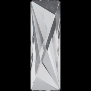 Cristale Swarovski cu spate plat No Hotfix 2570 Crystal F (001) 50 x 16 mm