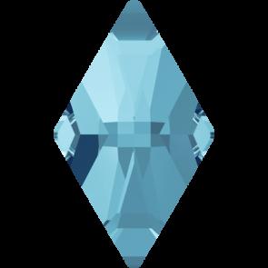 Cristale Swarovski cu spate plat No Hotfix 2709 Aquamarine F (202) 10 x 6 mm