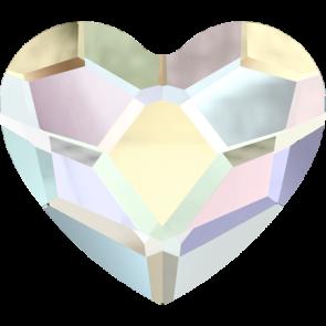 Cristale Swarovski cu spate plat No Hotfix 2808 Crystal AB F (001 AB) 6 mm