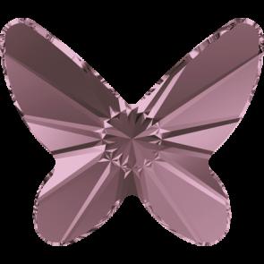Cristale Swarovski cu spate plat No Hotfix 2854 Crystal Antique Pink F (001 ANTP) 12 mm