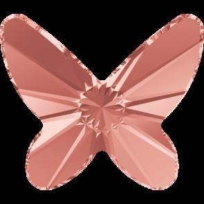 Cristale Swarovski cu spate plat No Hotfix 2854 Rose Peach F (262) 12 mm
