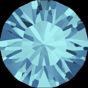 Cristale Swarovski Round Stones 1028 Aquamarine F (202) PP 6