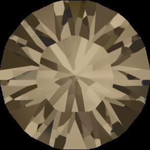 Cristale Swarovski Round Stones 1028 Smoky Quartz F (225) PP 3