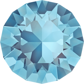 Cristale Swarovski Round Stones 1088 Aquamarine F (202) PP 14