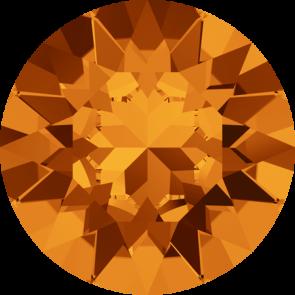 Cristale Swarovski Round Stones 1088 Tangerine F (259) PP 18