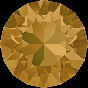 Cristale Swarovski Round Stones 1088 Topaz F (203) PP 18