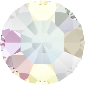 Cristale Swarovski Round Stones 1100 Crystal AB F (001 AB) PP 0