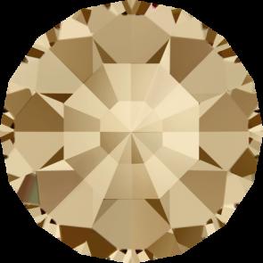 Cristale Swarovski Round Stones 1100 Crystal Golden Shadow F (001 GSHA) PP 0