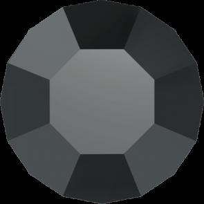 Cristale Swarovski Round Stones 1100 Jet Hematite F (280 HEM) PP 0