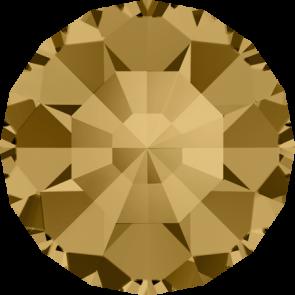 Cristale Swarovski Round Stones 1100 Light Colorado Topaz F (246) PP 1