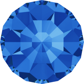 Cristale Swarovski Round Stones 1100 Sapphire F (206) PP 1