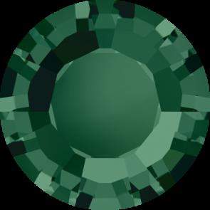 Cristale Swarovski Round Stones 1128 Emerald (205) SS 29
