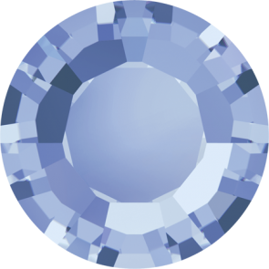 Cristale Swarovski Round Stones 1128 Light Sapphire (211) SS 29