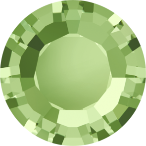 Cristale Swarovski Round Stones 1128 Peridot (214) SS 29