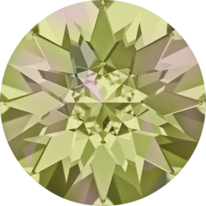 Cristale Swarovski Round Stones 1188 Crystal Luminous Green F (001 LUMG) SS 39