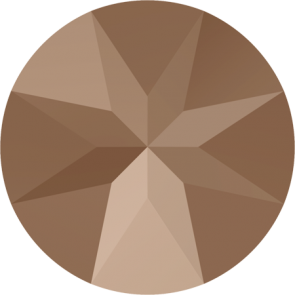 Cristale Swarovski Round Stones 1188 Crystal Rose Gold F (001 ROGL) SS 39