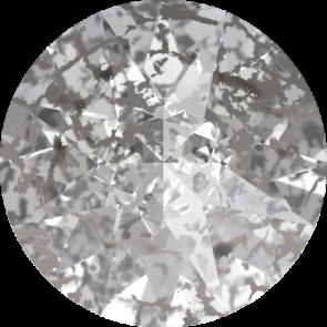 Cristale Swarovski Round Stones 1188 Crystal Silver Patina F (001 SILPA) SS 39