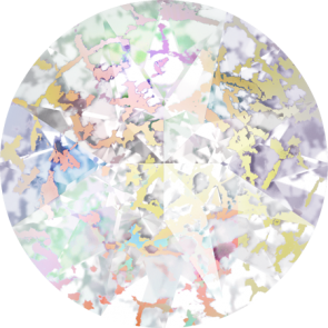 Cristale Swarovski Round Stones 1188 Crystal White Patina F (001 WHIPA) SS 39