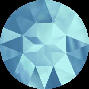 Cristale Swarovski Round Stones 1201 Aquamarine F (202) 27 mm