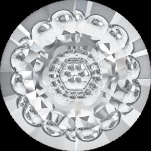 Cristale Swarovski Round Stones 1681 Crystal F (001) 12 mm