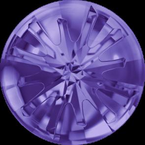 Cristale Swarovski Round Stones 1695 Tanzanite F (539) 10 mm