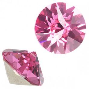 Cristale Swarovski Round Stones 1188 Rose F (209) SS39