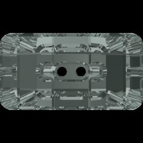 Nasturi Swarovski 3093 Black Diamond F (215) 21 x 11 mm
