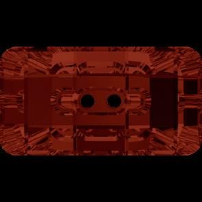 Nasturi Swarovski 3093 Crystal Red Magma F (001 REDM) 21 x 11 mm