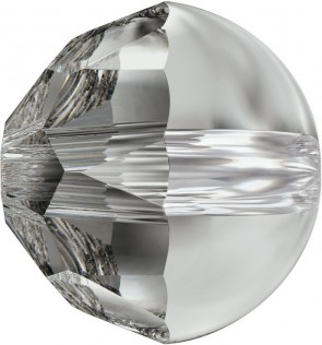 Margele Swarovski 5026 Crystal Satin (001 SATIN) 6 mm