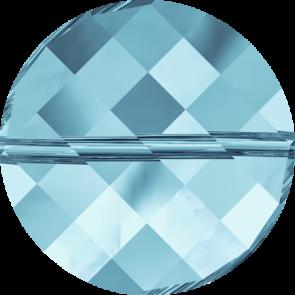 Margele Swarovski 5621 Aquamarine (202) 14 mm