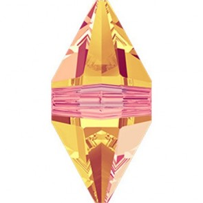 Margele Swarovski 5747 Crystal Astral Pink (001 API) 12 x 6 mm