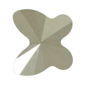 Margele Swarovski 5754 Crystal MetallicLightGold 2x (001 MLG2) 6 mm