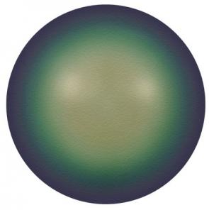 Perle Swarovski 5817 Crystal Scarabaeus Green PRL (001 946) 6 mm