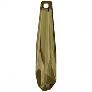 Pandantiv Swarovski 6017/G CRYSTALACTITE PEND.GRAND Crystal Bronze Shade V (001 BRSV) 30 mm