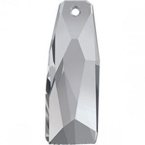 Pandantiv Swarovski 6019/G CRYSTALACTITE PEND.PETITE Crystal CAL V SI P (001 CAVSI) 35 mm