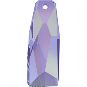 Pandantiv Swarovski 6019/G CRYSTALACTITE PEND.PETITE Crystal Vitrail Light P (001 VL 35 mm